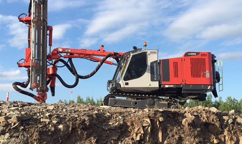 Agassiz Drilling – Drilling and Blasting Services